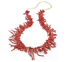 RedCoralNecklace
